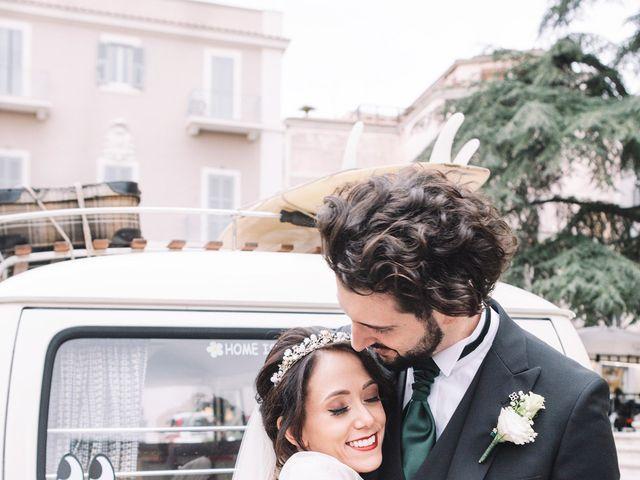 Il matrimonio di Matteo e Silvia a Frascati, Roma 56