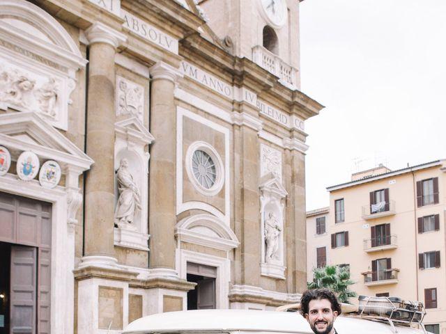 Il matrimonio di Matteo e Silvia a Frascati, Roma 57