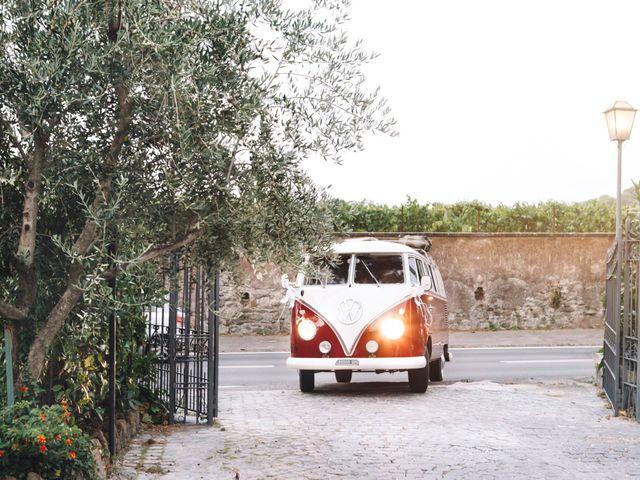 Il matrimonio di Matteo e Silvia a Frascati, Roma 58