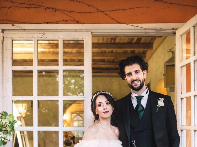 Il matrimonio di Matteo e Silvia a Frascati, Roma 60