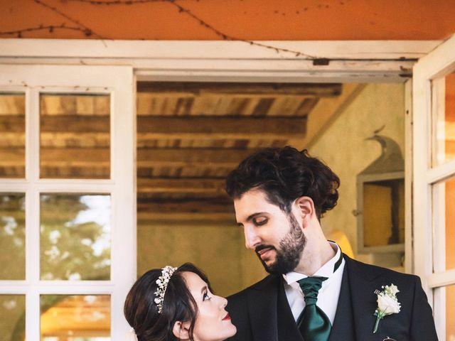 Il matrimonio di Matteo e Silvia a Frascati, Roma 61