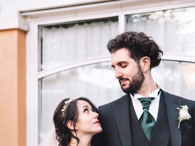 Il matrimonio di Matteo e Silvia a Frascati, Roma 63