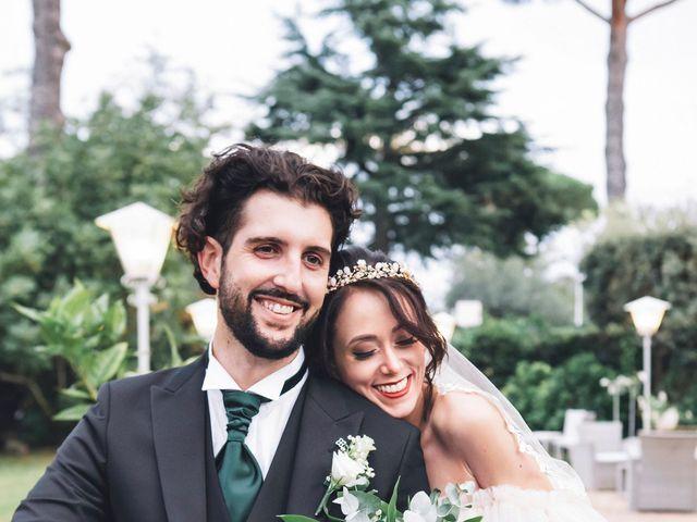 Il matrimonio di Matteo e Silvia a Frascati, Roma 67