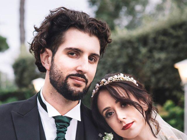 Il matrimonio di Matteo e Silvia a Frascati, Roma 68