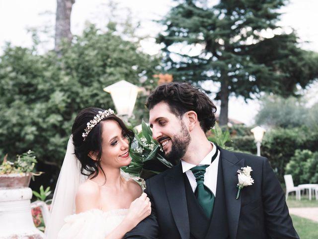 Il matrimonio di Matteo e Silvia a Frascati, Roma 69