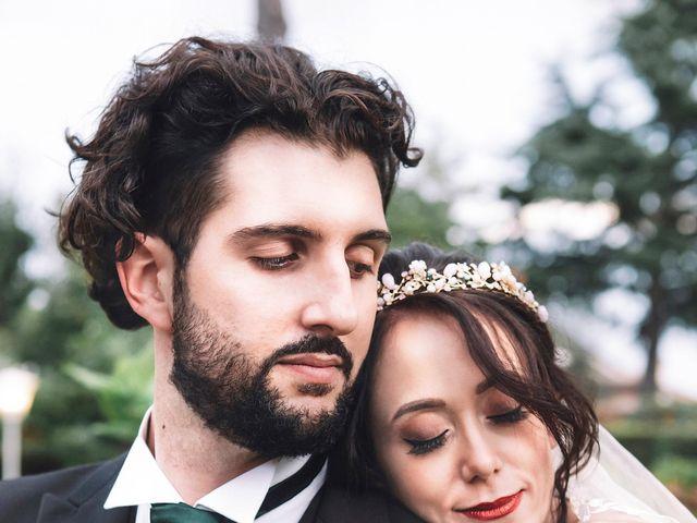 Il matrimonio di Matteo e Silvia a Frascati, Roma 70