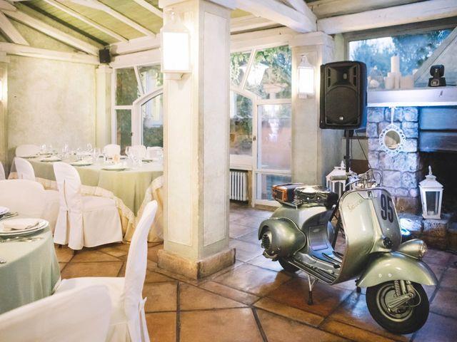 Il matrimonio di Matteo e Silvia a Frascati, Roma 74