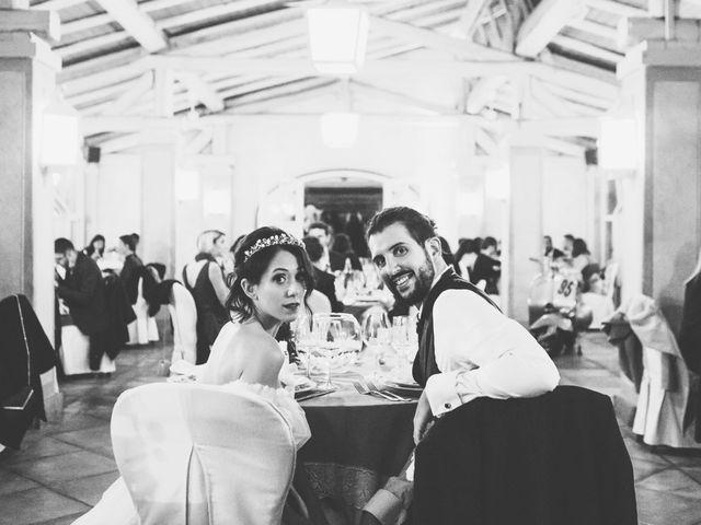 Il matrimonio di Matteo e Silvia a Frascati, Roma 78