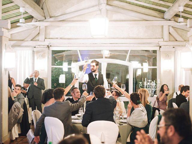 Il matrimonio di Matteo e Silvia a Frascati, Roma 79