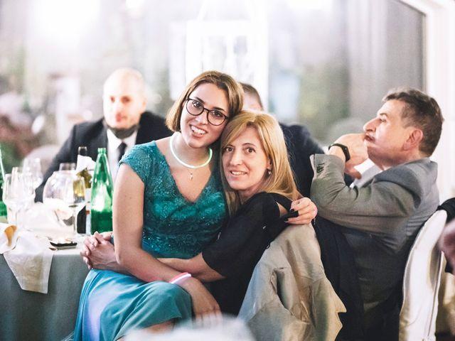 Il matrimonio di Matteo e Silvia a Frascati, Roma 95