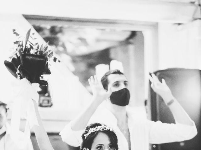 Il matrimonio di Matteo e Silvia a Frascati, Roma 100