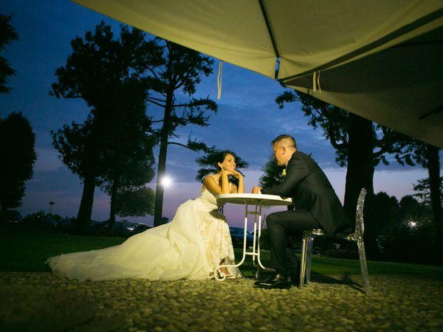 Il matrimonio di Marco e Giuli a Rezzato, Brescia 1