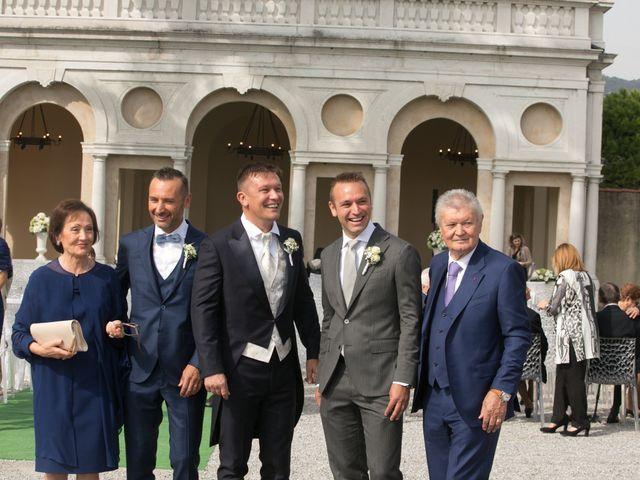 Il matrimonio di Marco e Giuli a Rezzato, Brescia 8
