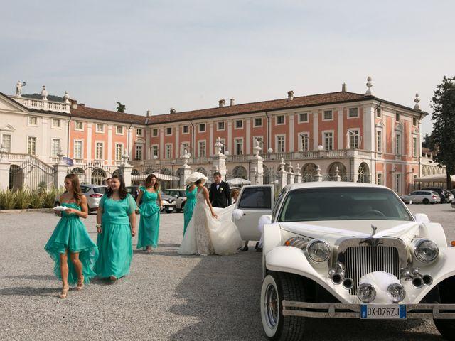 Il matrimonio di Marco e Giuli a Rezzato, Brescia 10