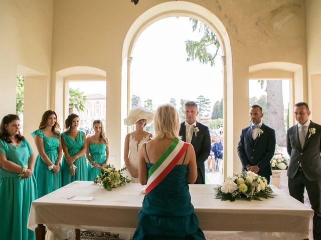 Il matrimonio di Marco e Giuli a Rezzato, Brescia 13