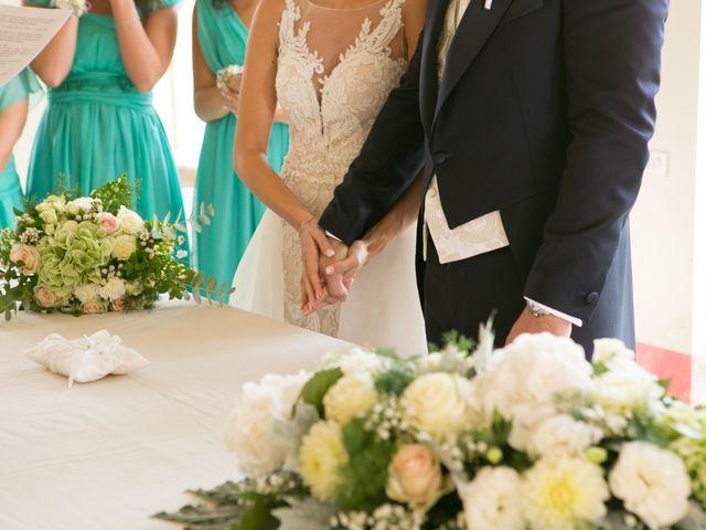 Il matrimonio di Marco e Giuli a Rezzato, Brescia 14