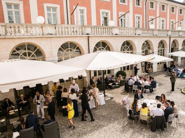 Il matrimonio di Marco e Giuli a Rezzato, Brescia 16