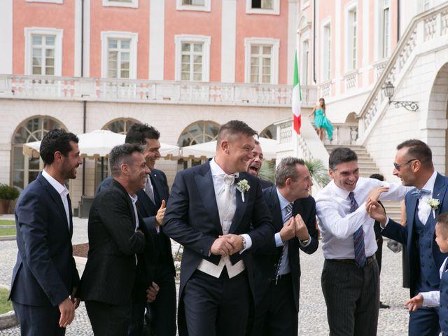 Il matrimonio di Marco e Giuli a Rezzato, Brescia 17