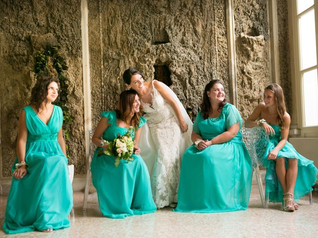 Il matrimonio di Marco e Giuli a Rezzato, Brescia 20
