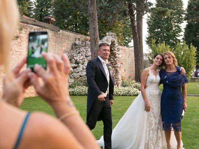 Il matrimonio di Marco e Giuli a Rezzato, Brescia 21