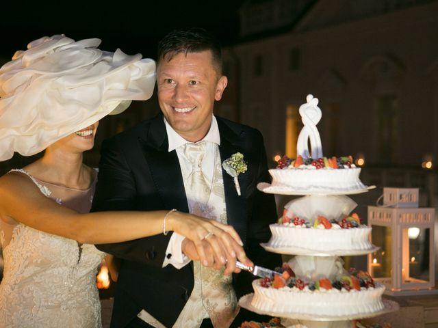 Il matrimonio di Marco e Giuli a Rezzato, Brescia 22
