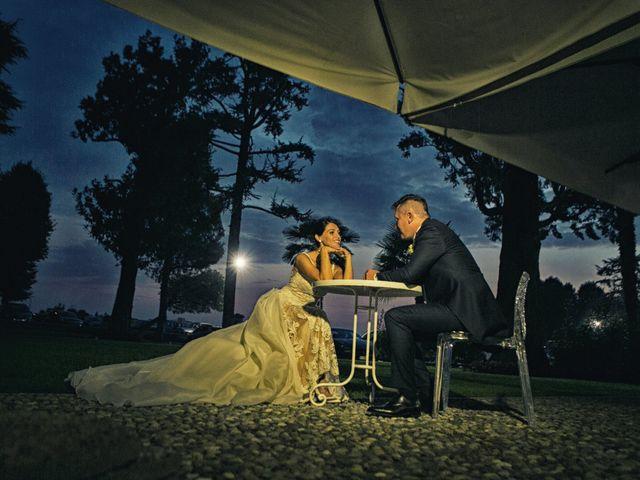 Il matrimonio di Marco e Giuli a Rezzato, Brescia 23