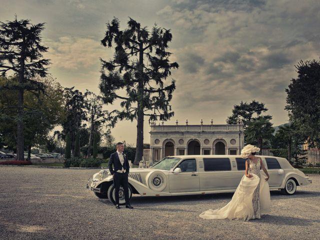 Il matrimonio di Marco e Giuli a Rezzato, Brescia 24