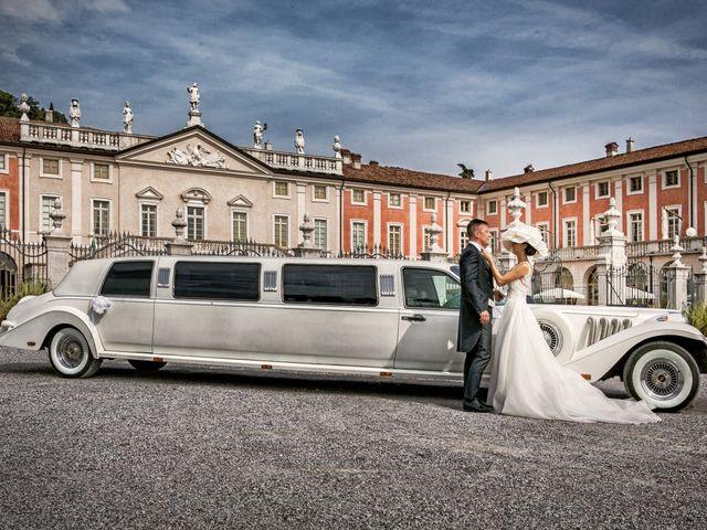 Il matrimonio di Marco e Giuli a Rezzato, Brescia 25