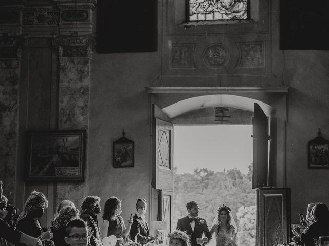 Il matrimonio di Crisitan e Gloria a Grumello del Monte, Bergamo 7