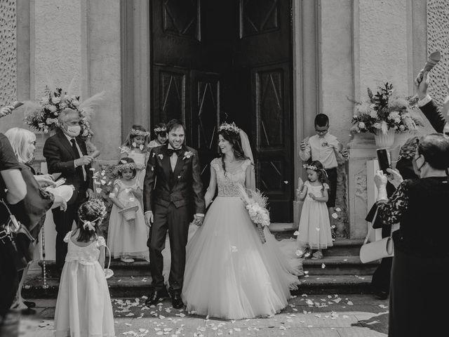 Il matrimonio di Crisitan e Gloria a Grumello del Monte, Bergamo 11