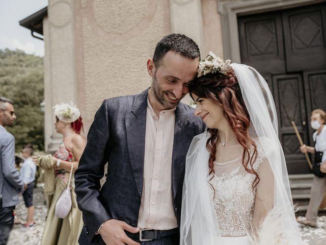 Il matrimonio di Crisitan e Gloria a Grumello del Monte, Bergamo 12