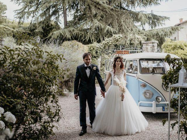 Il matrimonio di Crisitan e Gloria a Grumello del Monte, Bergamo 14