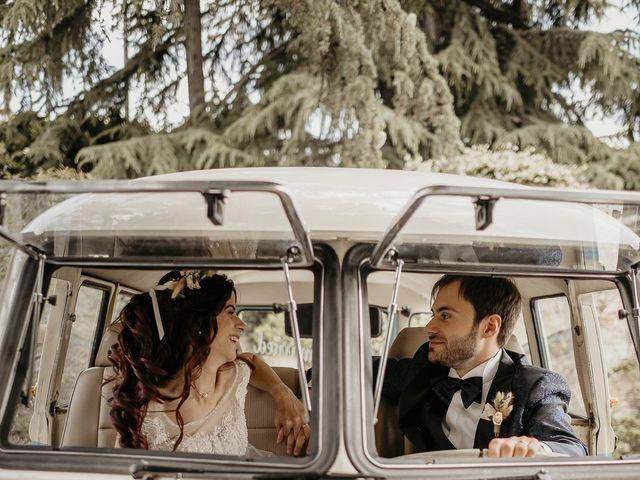 Il matrimonio di Crisitan e Gloria a Grumello del Monte, Bergamo 19