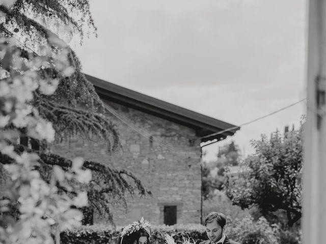 Il matrimonio di Crisitan e Gloria a Grumello del Monte, Bergamo 35