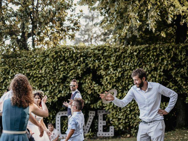 Il matrimonio di Crisitan e Gloria a Grumello del Monte, Bergamo 45