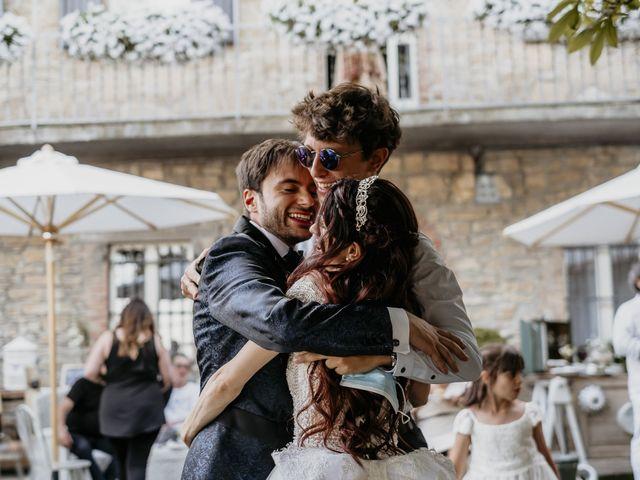 Il matrimonio di Crisitan e Gloria a Grumello del Monte, Bergamo 55