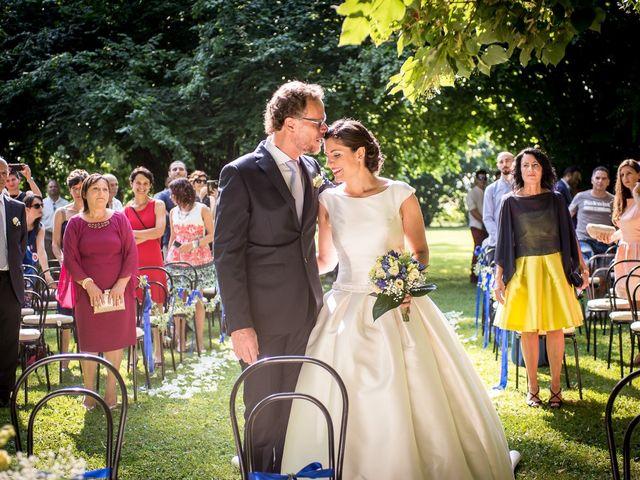 Il matrimonio di Giulio e Martina a Rubiera, Reggio Emilia 23