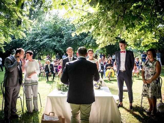 Il matrimonio di Giulio e Martina a Rubiera, Reggio Emilia 28