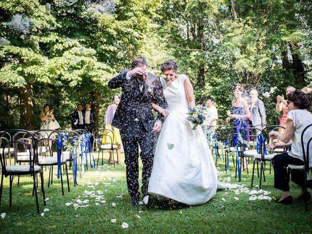 Il matrimonio di Giulio e Martina a Rubiera, Reggio Emilia 35