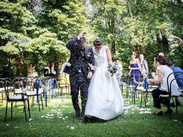 Il matrimonio di Giulio e Martina a Rubiera, Reggio Emilia 36