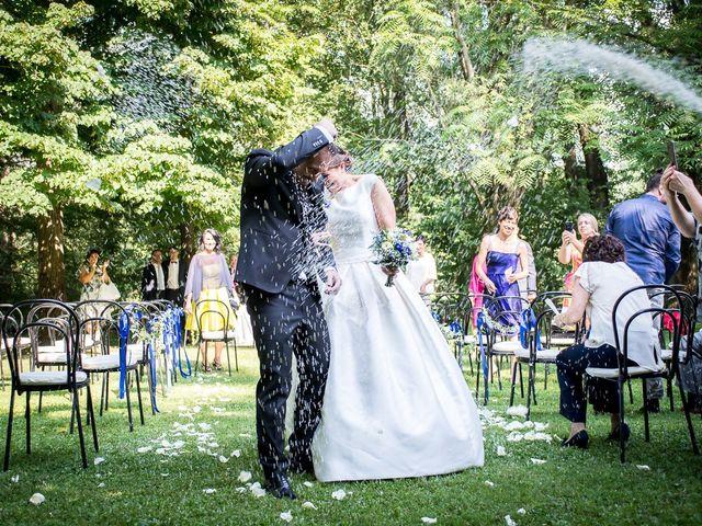 Il matrimonio di Giulio e Martina a Rubiera, Reggio Emilia 37