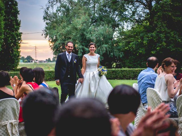 Il matrimonio di Giulio e Martina a Rubiera, Reggio Emilia 70