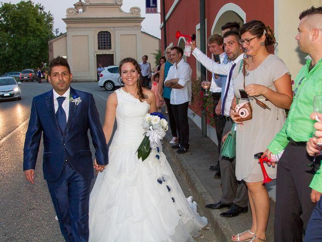Il matrimonio di Simone e Caterina a Fontanellato, Parma 10