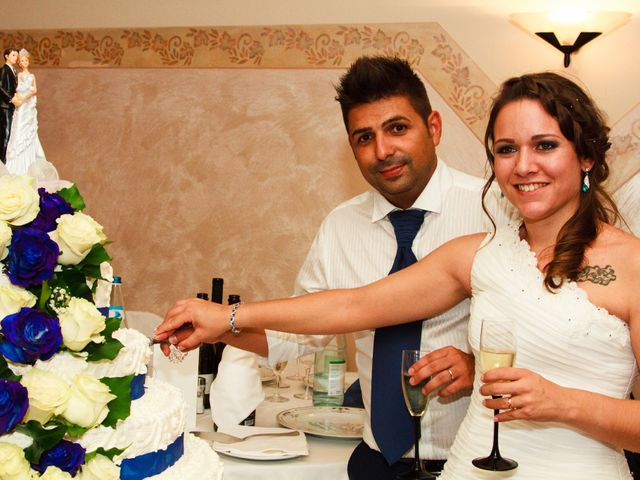 Il matrimonio di Simone e Caterina a Fontanellato, Parma 12