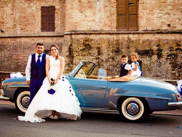 Il matrimonio di Simone e Caterina a Fontanellato, Parma 2