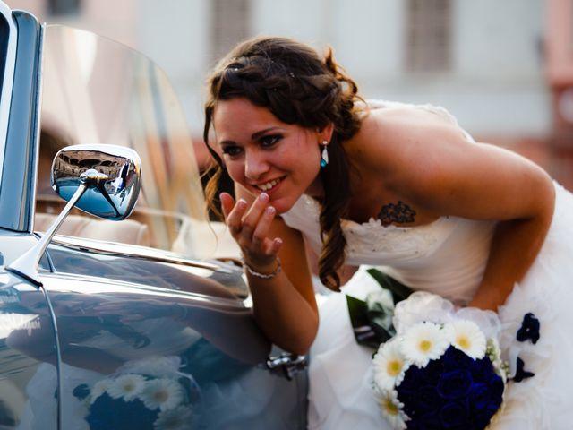 Il matrimonio di Simone e Caterina a Fontanellato, Parma 5