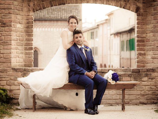 Il matrimonio di Simone e Caterina a Fontanellato, Parma 7