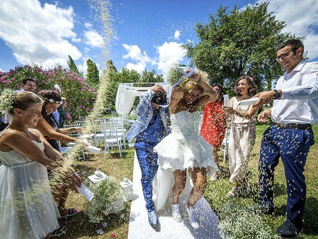Il matrimonio di FEDERICO e LAURA a Montecosaro, Macerata 9