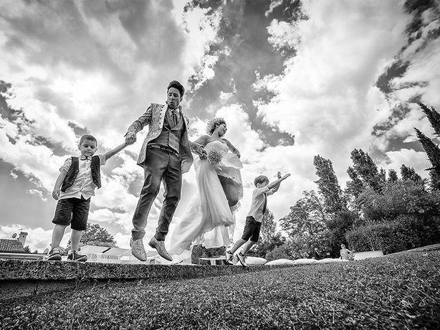 Il matrimonio di FEDERICO e LAURA a Montecosaro, Macerata 10