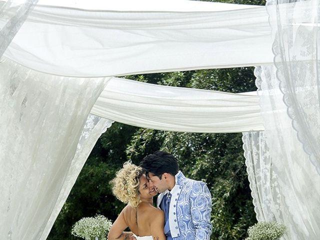 Il matrimonio di FEDERICO e LAURA a Montecosaro, Macerata 11